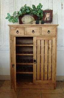 Searching For a Knick Knack Wooden Cabinet | The Shopbug