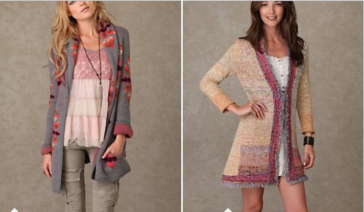Women's Boho Clothing Loving these boho jackets