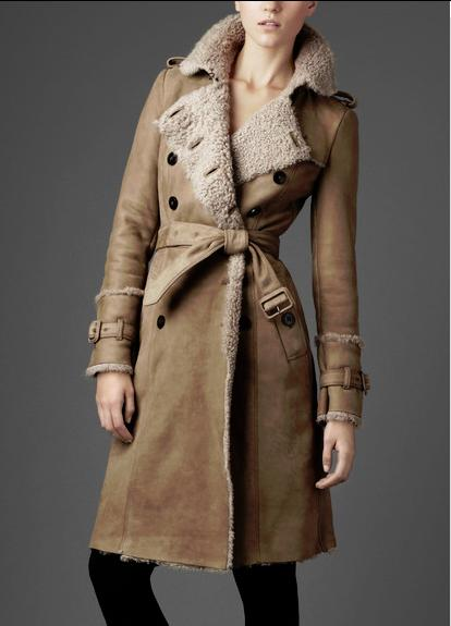 Burberry Autumn Collection