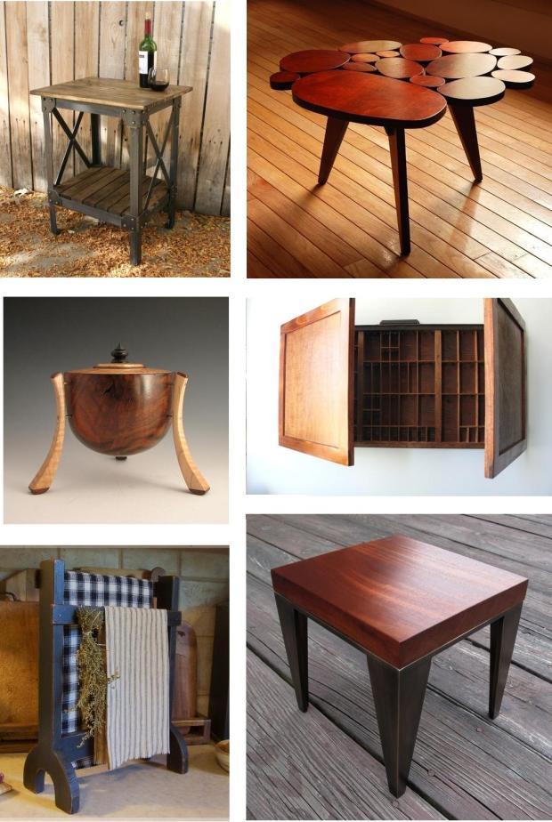 Etsy Woodwork
