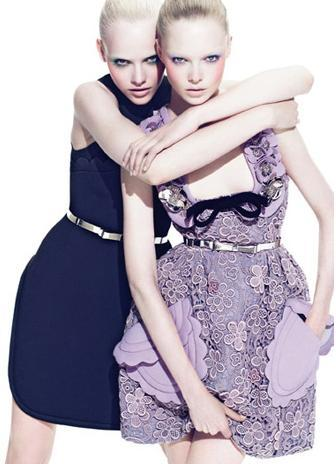 Fall Winter 2011 Collection by MiuMiu