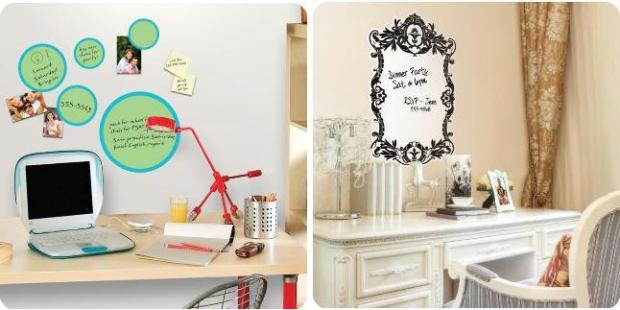 Dry Erase Wall Stickers for Work Spaces