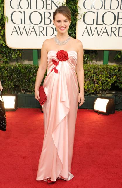 Pretty & Pregnant Natalie Portman