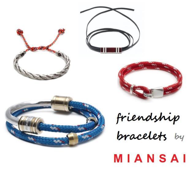 Miansai Frienship Bracelets