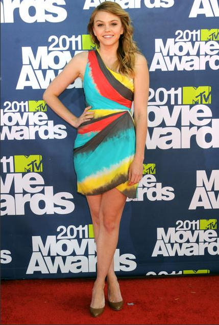 Best Dressed at 2011 MTV Awards
