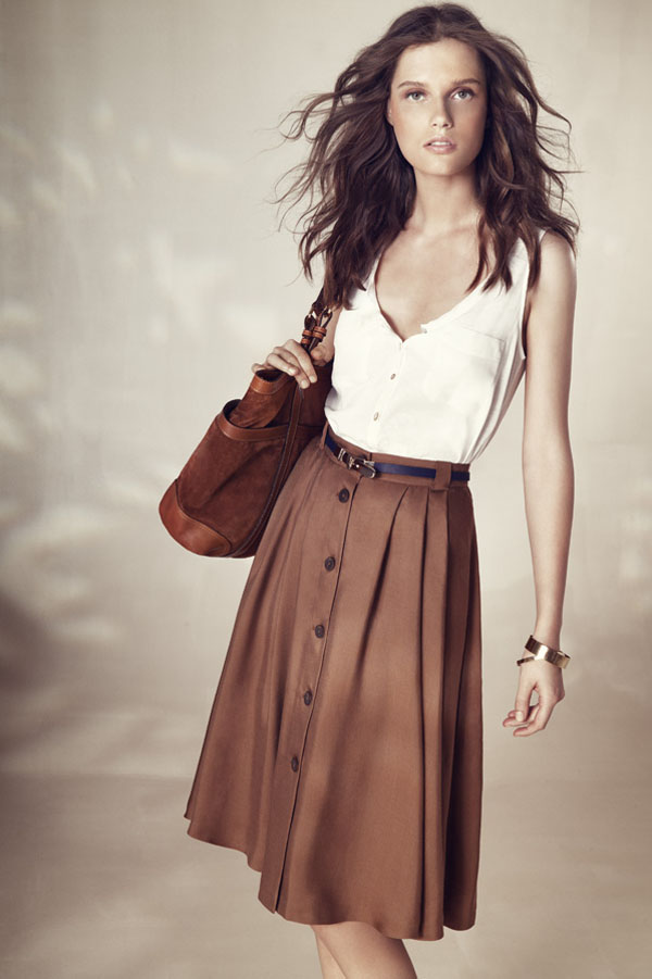 Style Love: Massimo June 2011 Lookbook