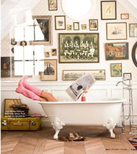 Kohler Historic bath and Antique Bath Faucet