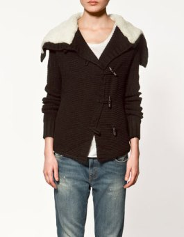Zara Jacket with Toggles
