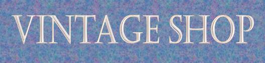 featured vintage shop banner