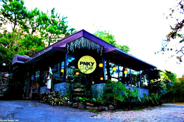 PNKY bed and breakfast cafe baguio city
