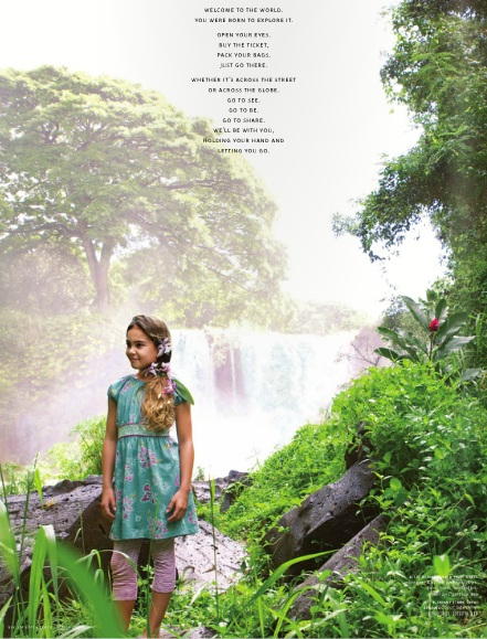 tea collection bali collection 2012 lookbook