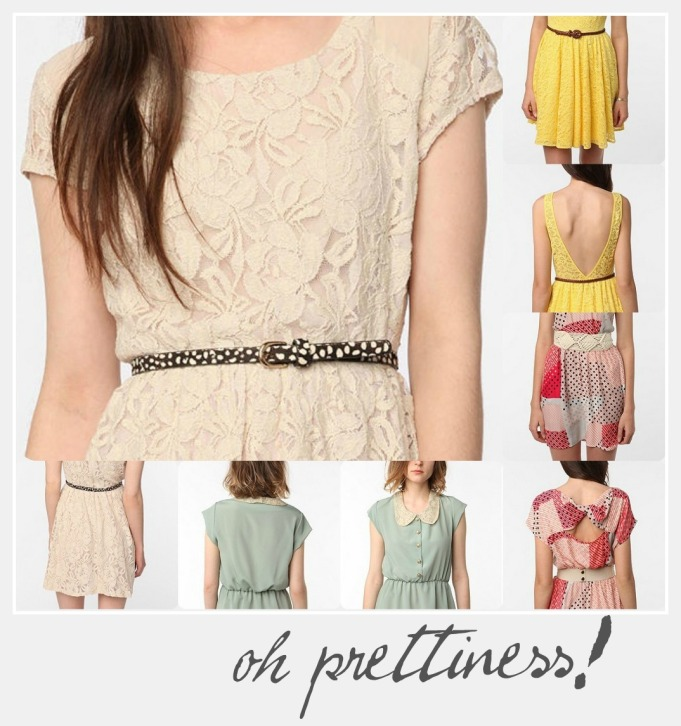 february dresses from UO