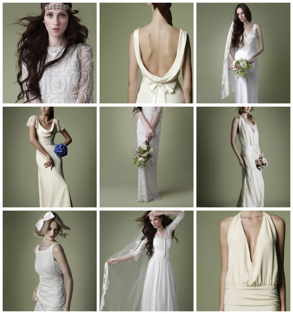 Vintage inspired wedding dresses the shopbug vintage inspired wedding gowns ombrellifo Choice Image