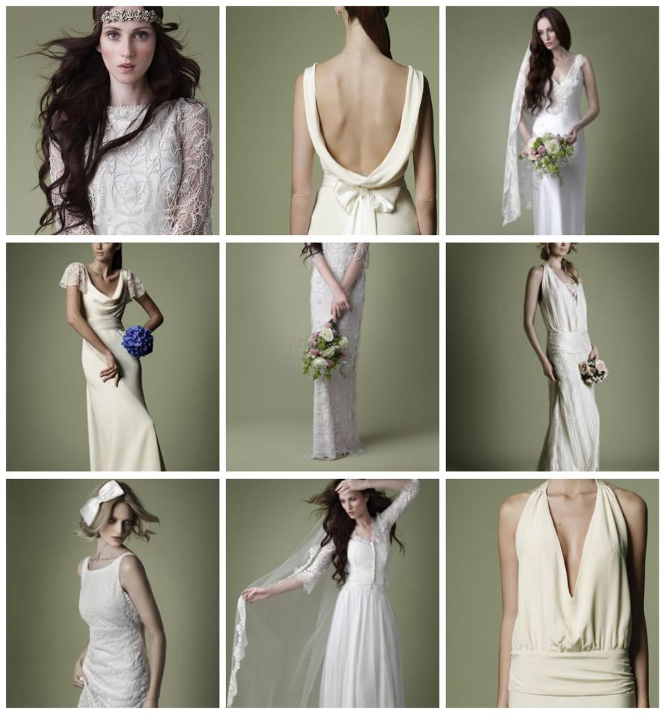 Vintage Inspired Wedding Dresses | The Shopbug