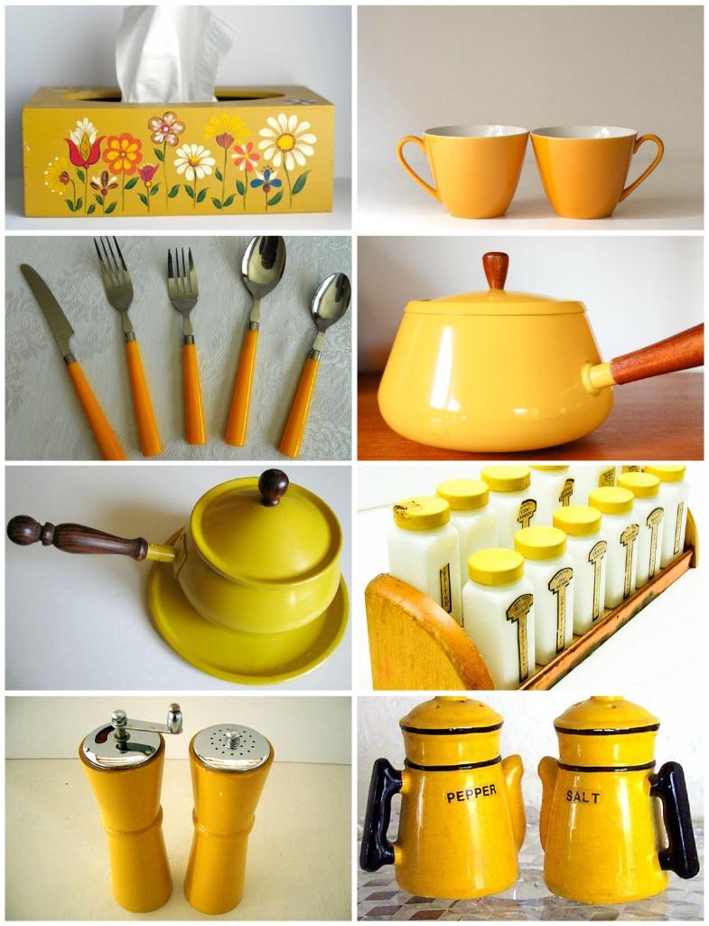 Children S Kitchen Set  S Yellow